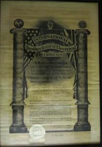 ibew 1212 charter