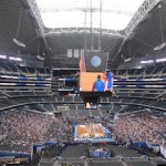 AT & T STADIUM FINAL FOUR