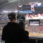 GEORGE GRAFFEO AT FINAL FOUR DALLAS