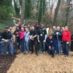 EWMC Day of Service Atlanta Group Shot