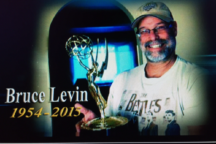 Bruce Levin 1954-2015